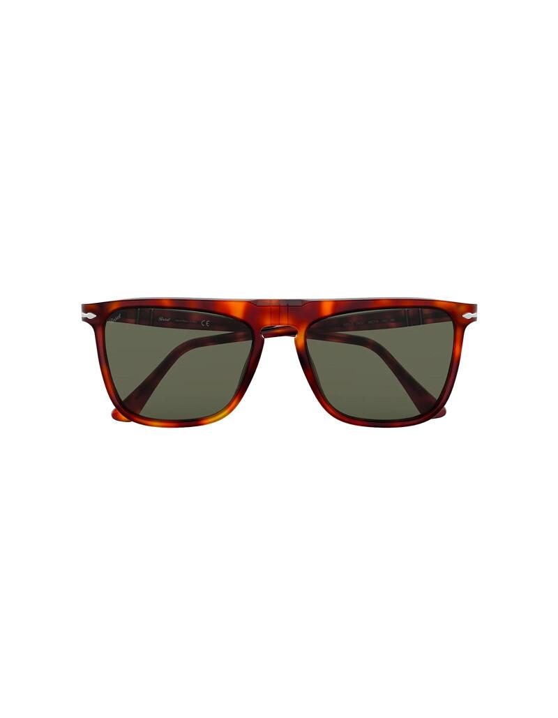 Persol occhiali da sole da uomo PO3225S / 24/31 Colore marrone
