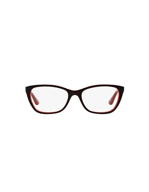 Vogue occhiali da vista da donna VO2961 / 2312 Colore nero-rosso