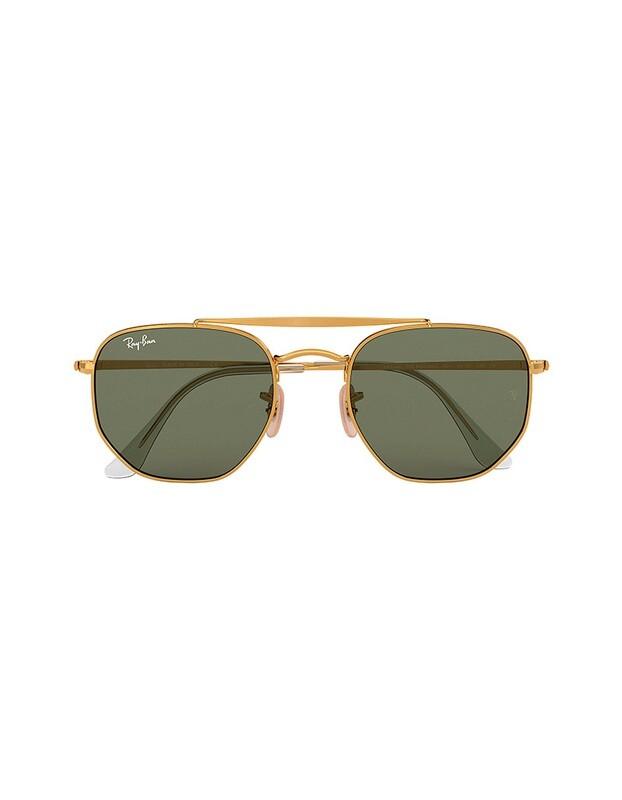 Ray-Ban Marshal occhiali da sole RB3648 / 001 Colore oro