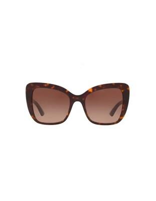 Dolce & Gabbana occhiali da sole da donna DG4348 / 502/13 Colore marrone