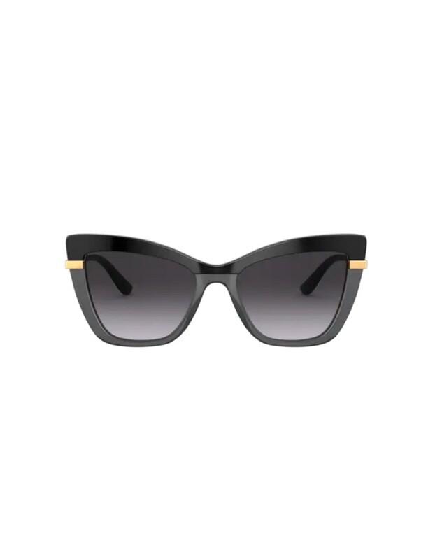 Dolce & Gabbana occhiali da sole da donna DG4374 / 32468G Colore nero