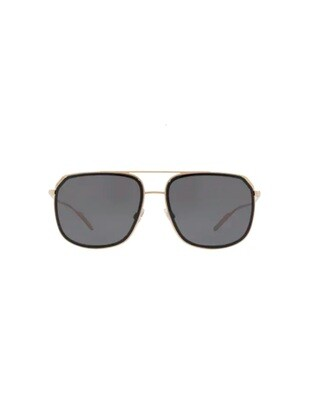 Dolce & Gabbana occhiali da sole da uomo DG2165 / 488/81 Colore oro - nero