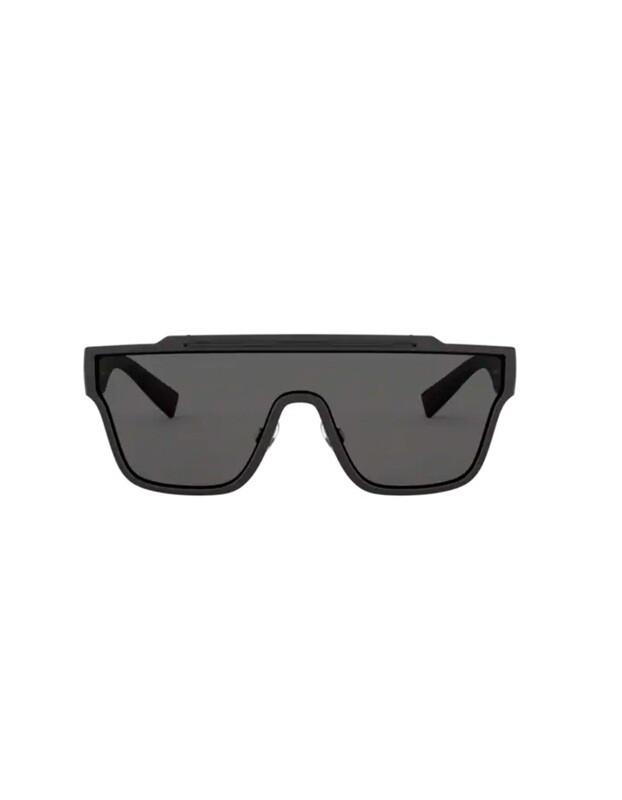 Dolce & Gabbana occhiali da sole da uomo DG6125 / 252587 Colore nero