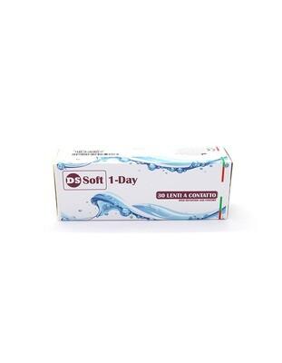 DS Soft 1-Day - lenti a contatto giornaliere (30 lenti)