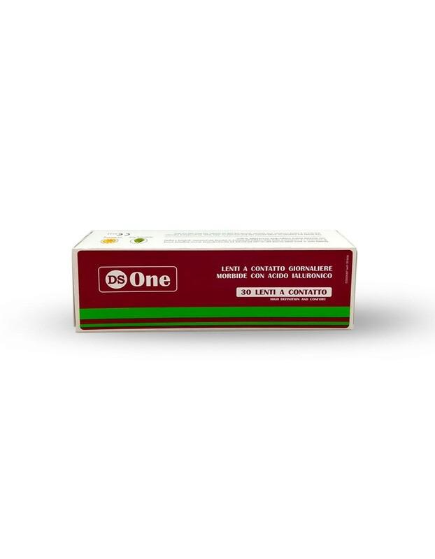 DS One - lenti a contatto giornaliere (30 lenti)