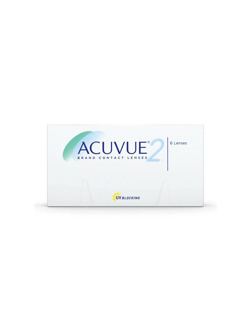 Acuvue 2 - lenti a contatto quindicinale (6 lenti)