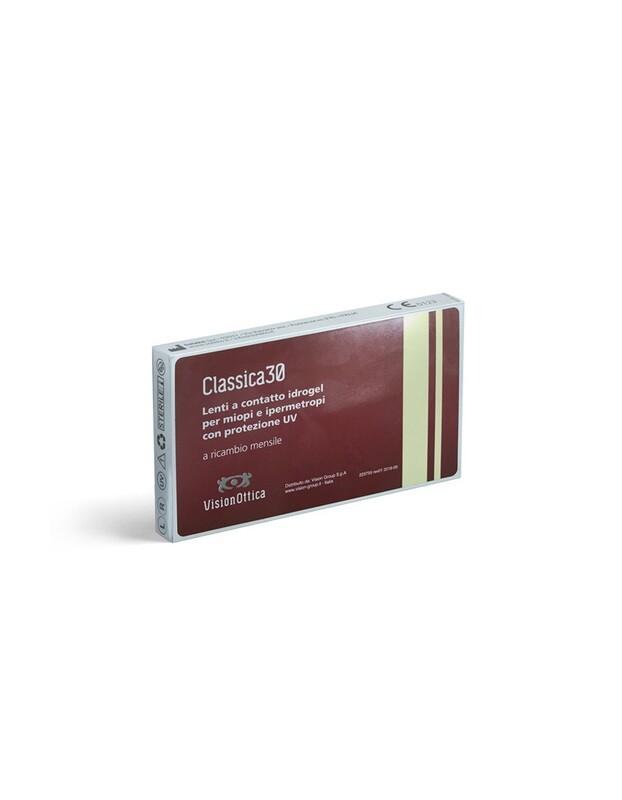 Classica 30 - lenti a contatto mensili (3 lenti)