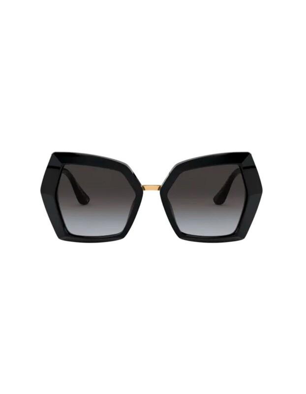 Dolce & Gabbana occhiali da sole da donna DG4377 / 501/8G Colore nero