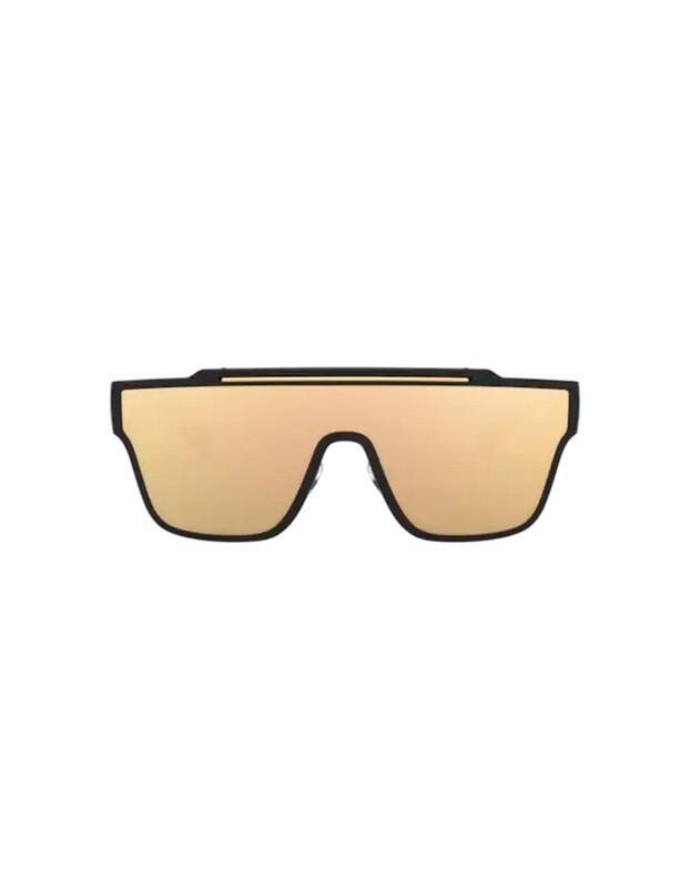 Dolce & Gabbana occhiali da sole da uomo DG6125 / 501/03 Colore nero-oro