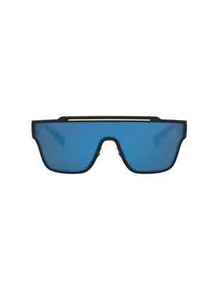 Dolce & Gabbana occhiali da sole da uomo DG6125 / 501/76 Colore nero-blu