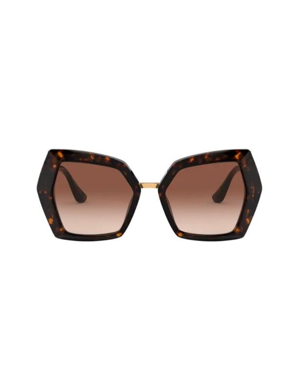 Dolce & Gabbana occhiali da sole da donna DG4377 / 502/13 Colore marrone