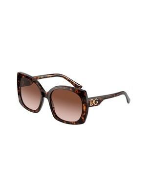 Dolce & Gabbana occhiali da sole da donna DG4385 / 502/13 Colore marrone