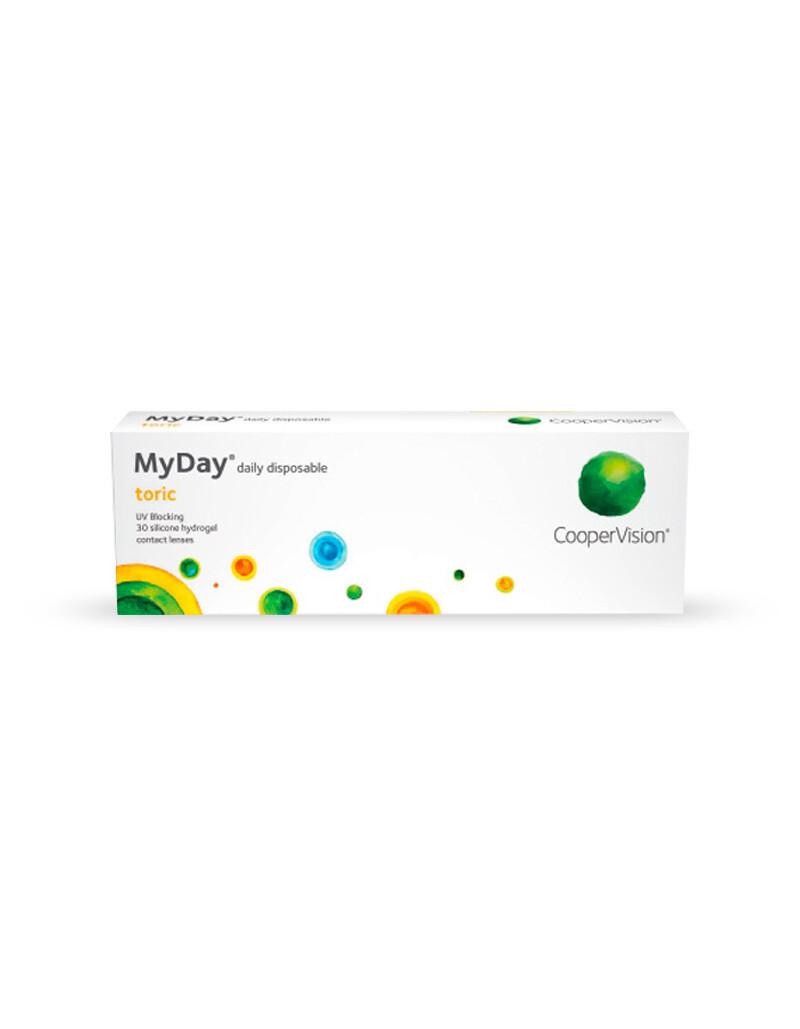 MyDay® toric - lenti a contatto giornaliere (30 lenti)