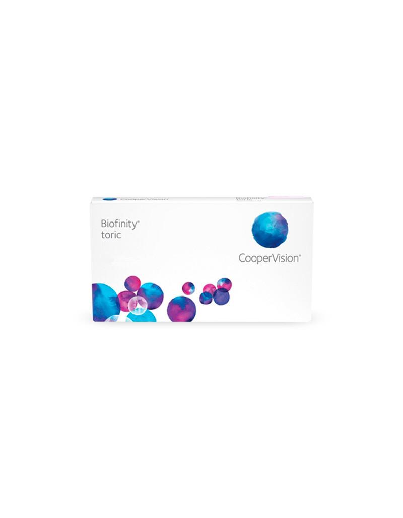 Biofinity® toric - lenti a contatto mensili (3 lenti)