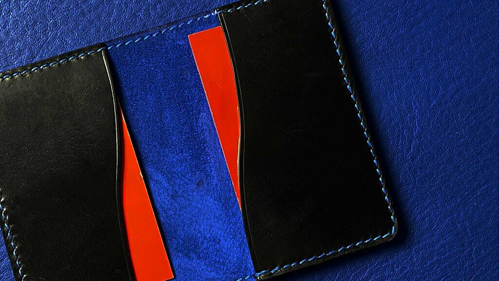 TwoCard '21 - 2 Slot Card Holder