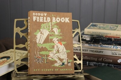 Scout Field Book by BSA