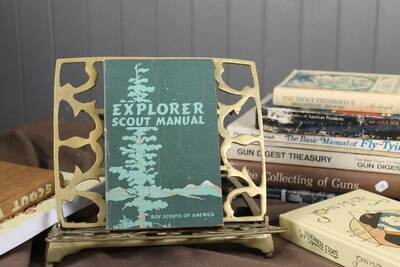 Explorer Scout Manual by BSA