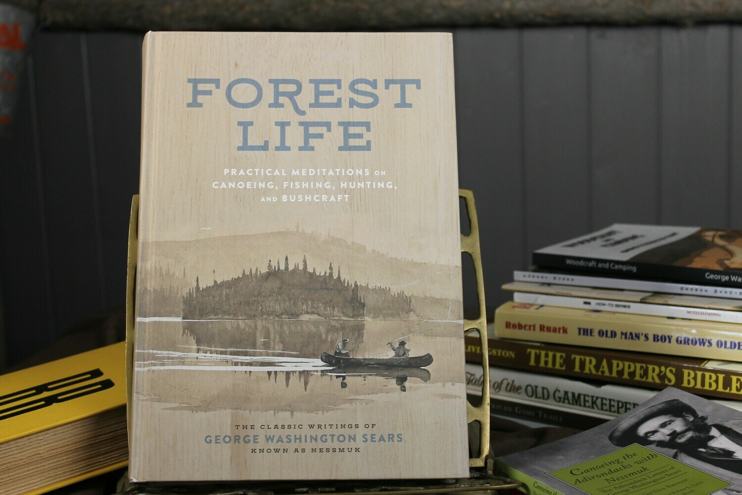 Forest Life by George Washington Sears