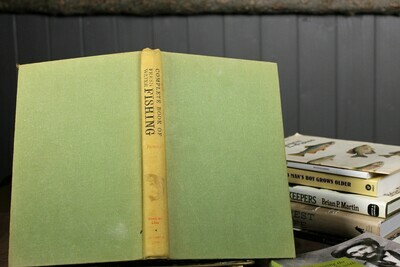 The Complete Book of Freshwater Fishing by P. Allen Parsons
