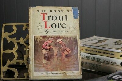 The Book of Trout Lore by John Crowe