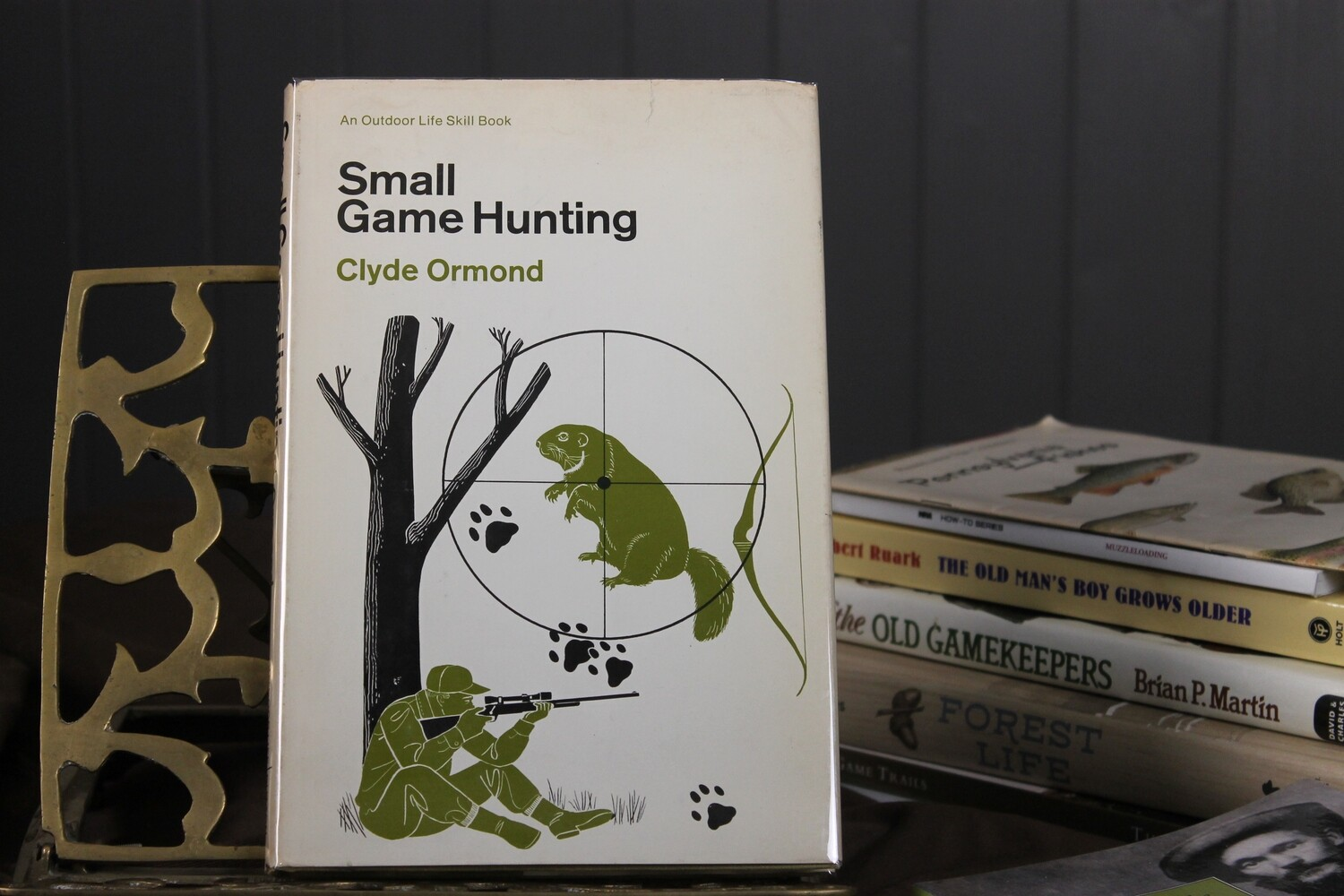 Small-Game Hunting by Clyde Ormond