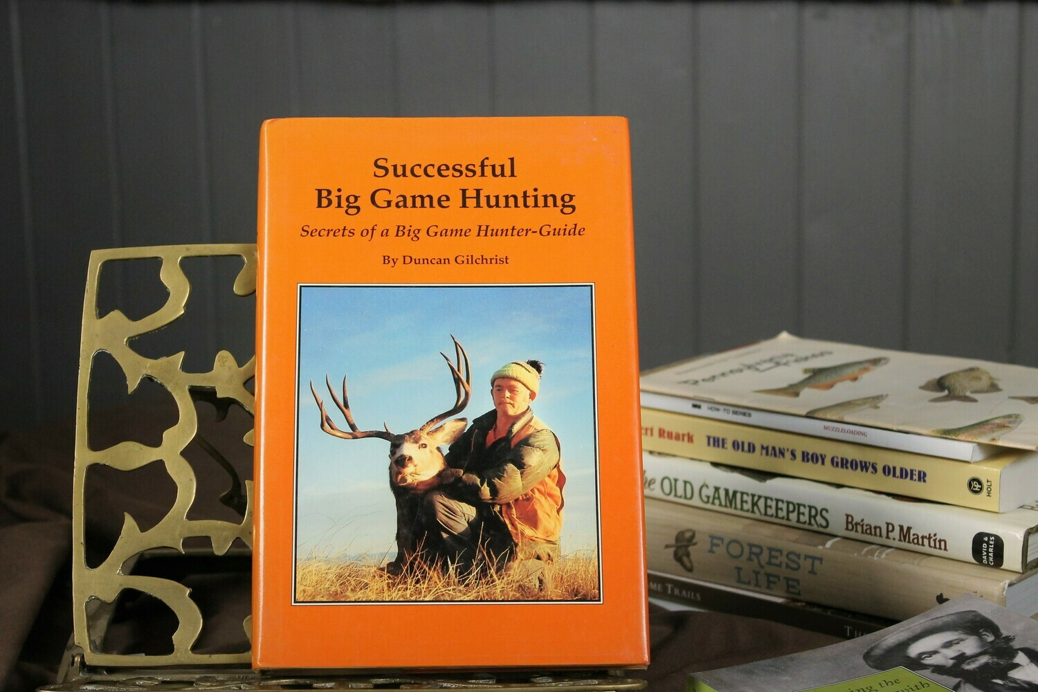 Successful Big Game Hunting by Duncan Gilchrist