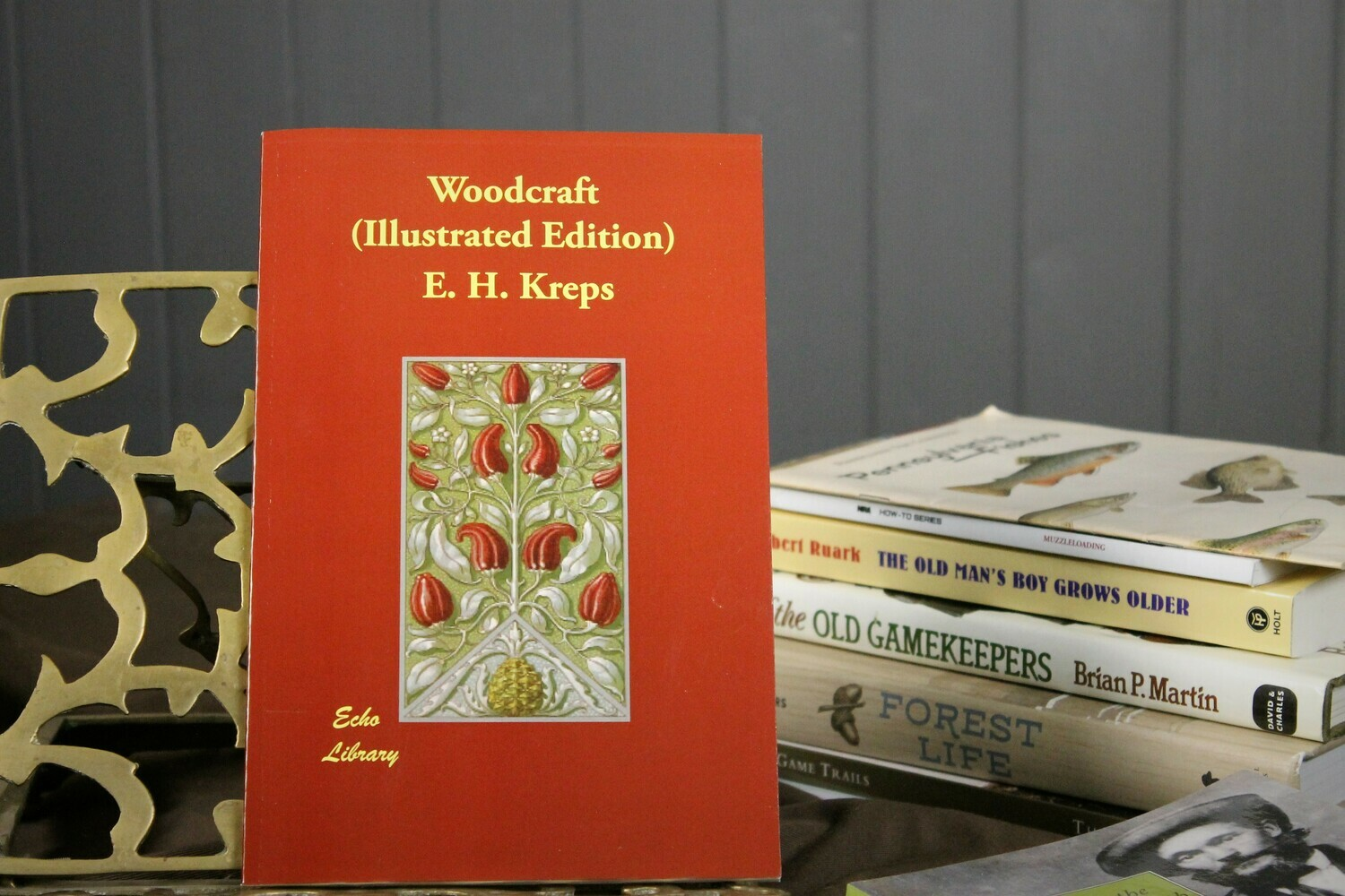 Woodcraft (Illustrated Edition) by E.H. Kreps