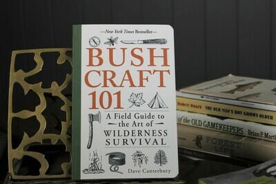 Bushcraft 101 by Dave Canterbury
