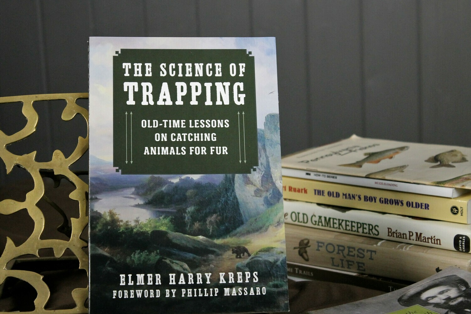 The Science of Trapping by E.H. Kreps