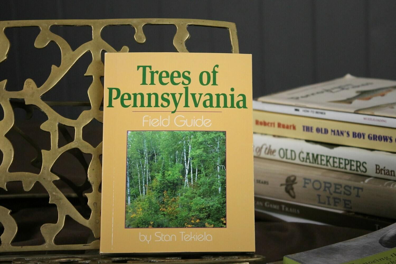 Trees of Pennsylvania Field Guide by Stan Tekiela