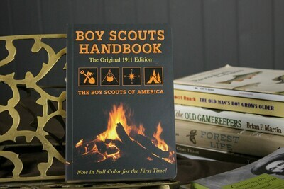 Boy Scouts Handbook Original 1911 Edition