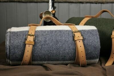 Striped Wool Bedroll