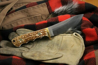 Uncle Henry Fixed Blade Skinner