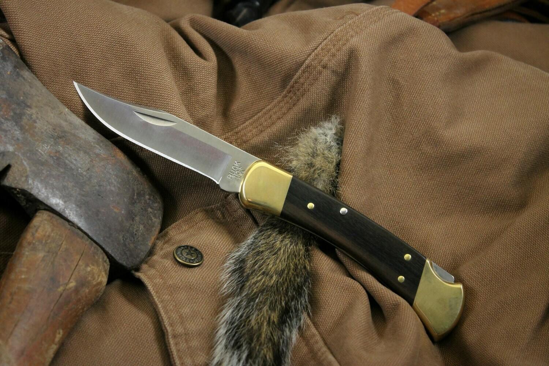 Buck Model 110 Hunter Lockback