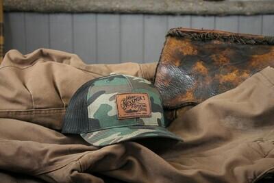 Nessmuk Mesh-Back Trucker Hat