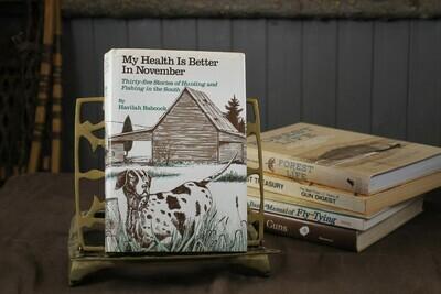 My Health is Better in November by Havila Babcock