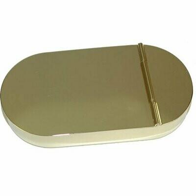 TDC 1790 English Brass Tobacco Box