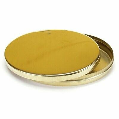 TDC Brass Oval Tinder Box