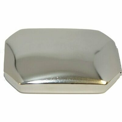 TDC 1700 German Silver Tinder Box