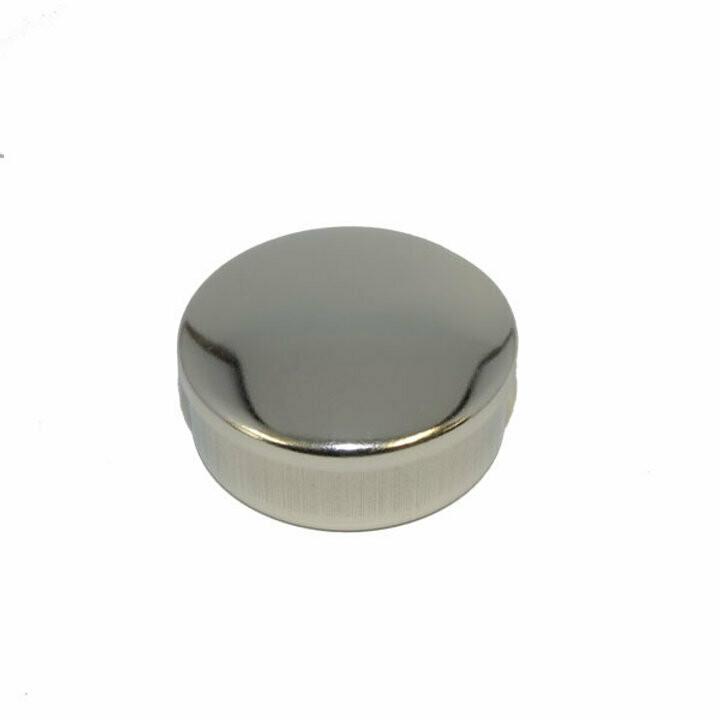 TDC German Silver Pillbox