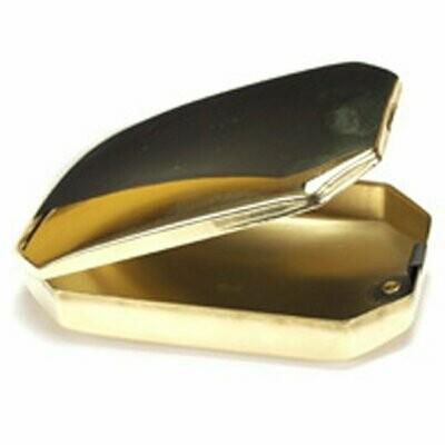 TDC 1700 Brass Tinder Box