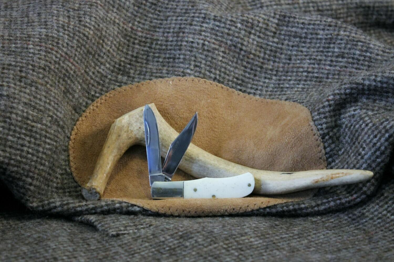 Frost Cutlery Little Jim Bowie Trapper Knife