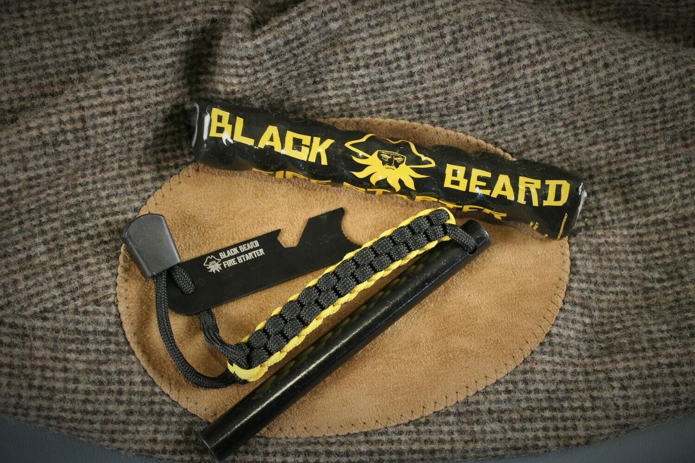 Black Beard Ferro Rod