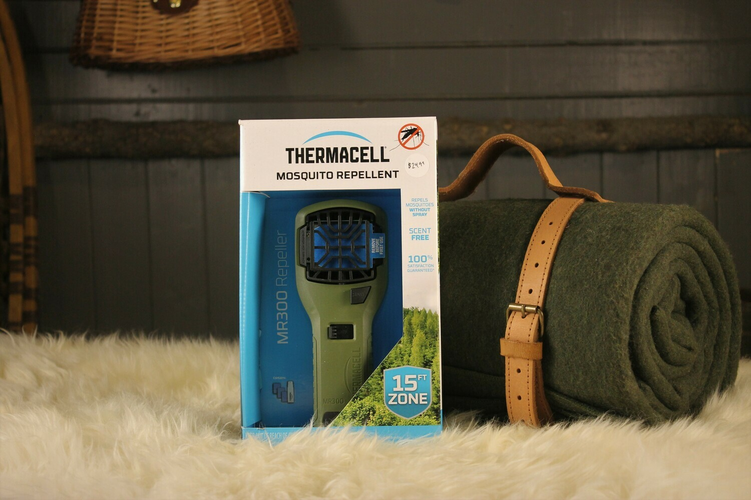 MR300 Portable Thermacell Mosquito Repellent
