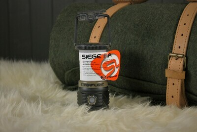 Streamlight Siege AA Rugged Red Lantern