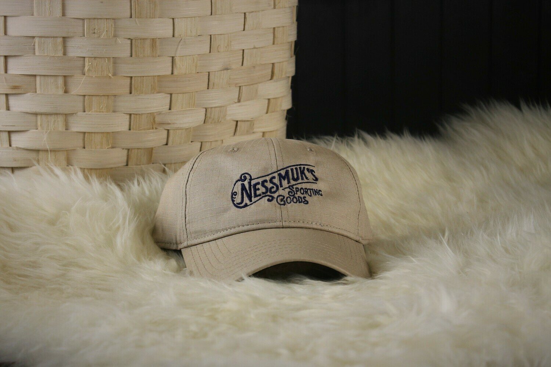 Tan Nessmuks Sporting Goods Hat