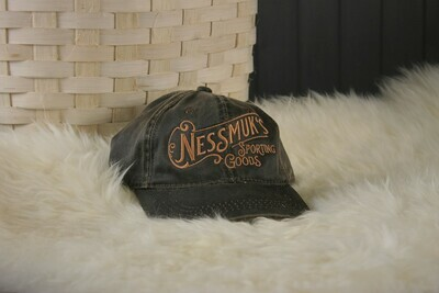 Oilcloth Nessmuk's Hat