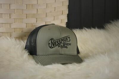 Green Nessmuk's Trucker Hat