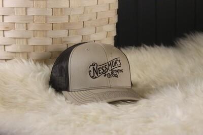 Tan Nessmuk's Trucker Hat