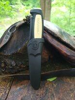Mora 511 Fixed Blade in Tan